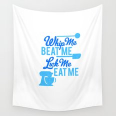 whip me Wall Tapestry