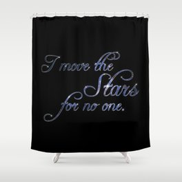 Move The Stars Shower Curtain
