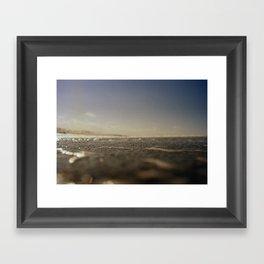 OceanSeries8 Framed Art Print