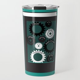 The Gears of Craft Travel Mug