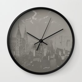 Old grawer Wall Clock