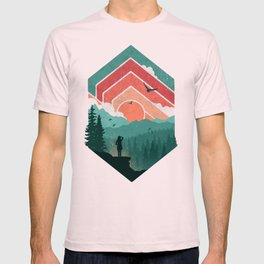 Divided Sky T-shirt