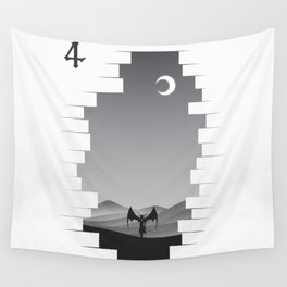 Ulquiorra Wall Tapestry