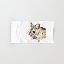 Little Brown Mouse Hand & Bath Towel