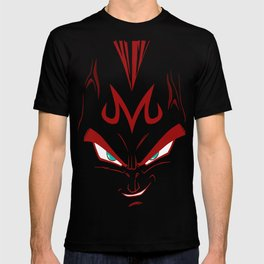 Vegeta majin face T-shirt