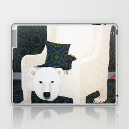 Polar Chair I Laptop & iPad Skin