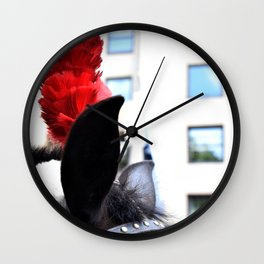 NYC Horse Wall Clock