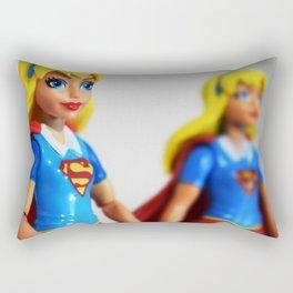 Prick Girl Rectangular Pillow