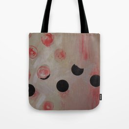 My Mother's Lipstick Tote Bag