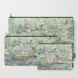 S. fruttuoso, Portofino Carry-All Pouch