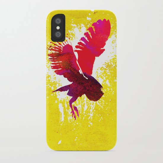 Natural Flight iPhone Case