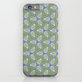 "GOOSEBERRY - 'blue and green should never be seen..."" iPhone Case"