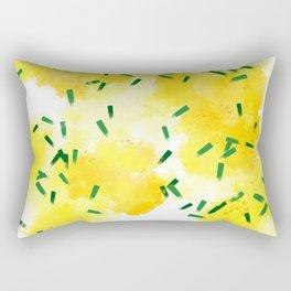 Lemons Explosion #society6 #lemons Rectangular Pillow