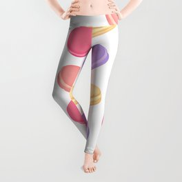Macarons Leggings