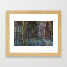Glacier Art Framed Art Print