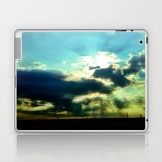 florida sunset Laptop & iPad Skin