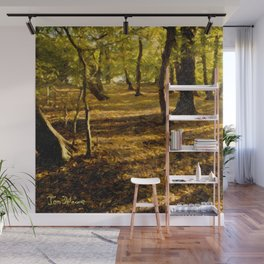London Woods Wall Mural