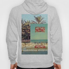 Pillow on the beach Hoody