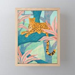 Soft Garden Framed Mini Art Print