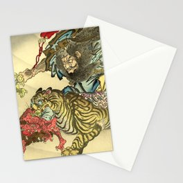 Akuma Kari Stationery Cards