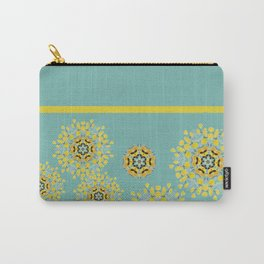 bee's flower down Carry-All Pouch