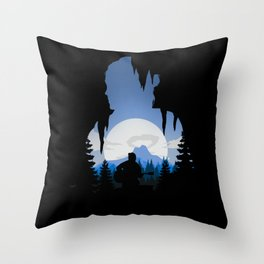 The last of us part 2 - Ellie Throw Pillow
