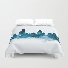 Melbourne Duvet Cover