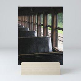 Train Mini Art Print
