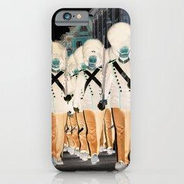 Queens guard iPhone Case