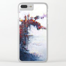 Defining Moments - by Jenny Bagwill Clear iPhone Case