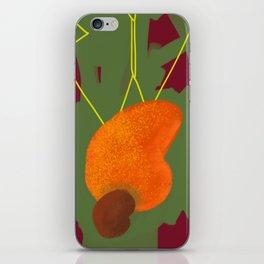 Cajufolia darker reloaded iPhone Skin