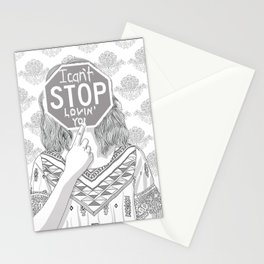vandalize me Stationery Cards