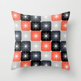Decorative cells  Throw Pillow