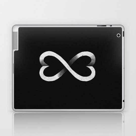 Love Infinity Laptop & iPad Skin