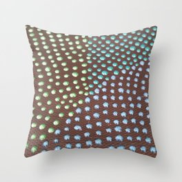 """""""A Day in the Schwarzwald N°01"""" - Detail 2 Throw Pillow"""
