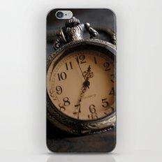 Pocket Watch iPhone & iPod Skin