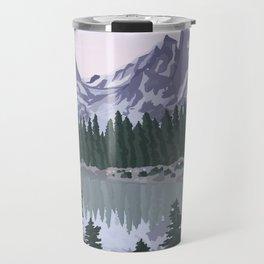 Rocky Mountain National Park Poster, Colorado, USA, Denver, Rocky Mountains, National Parks Travel Mug
