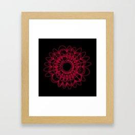 ANALOG zine Twinkle Twinkle Little Start CII Framed Art Print