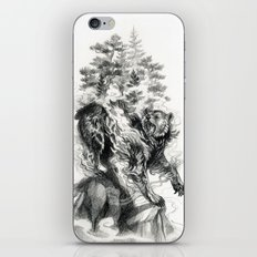 Lapsang Souchong iPhone & iPod Skin