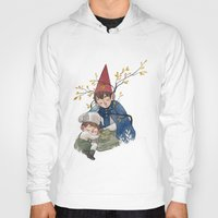 over the garden wall Hoodies featuring Over the garden wall by Rozenn