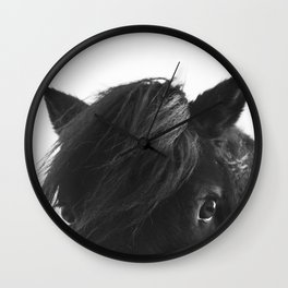 Please, let me go. Wall Clock