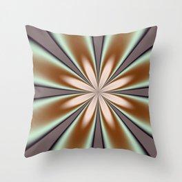 Fractal Pinch in BMAP03 Throw Pillow