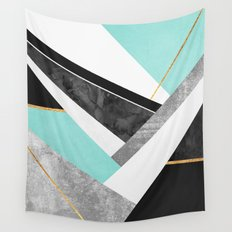 Lines & Layers 1.2 Wall Tapestry