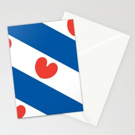 Flag of Friesland Stationery Cards