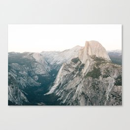 Yosemite Collection II Canvas Print