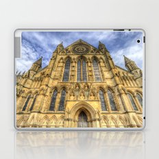 York Minster Cathedral Laptop & iPad Skin