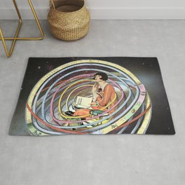 The pursuit of meaning Rug