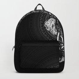Aztec Circle Elephant Backpack