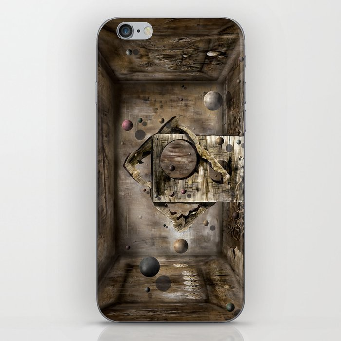 Moderne Kunst 2 iPhone Skin