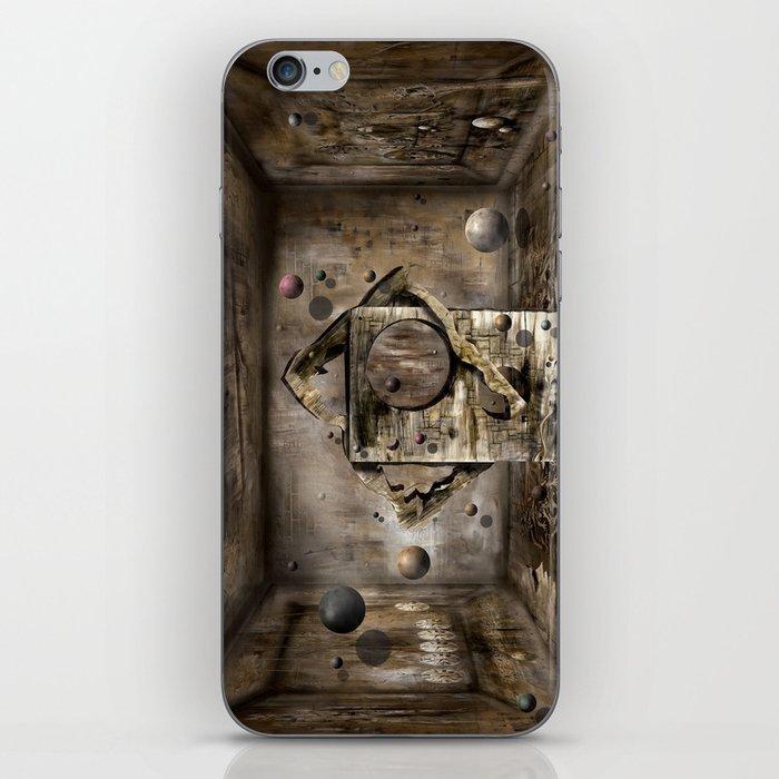 Moderne Kunst 2 iPhone Skin